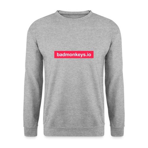 Carry the brand & URL - Männer Pullover