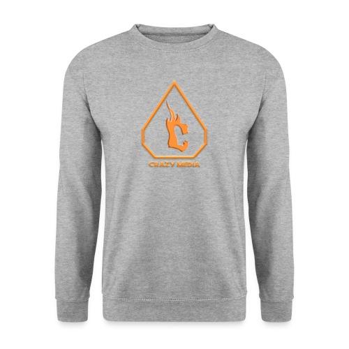 Crazy Media - Men's Sweatshirt