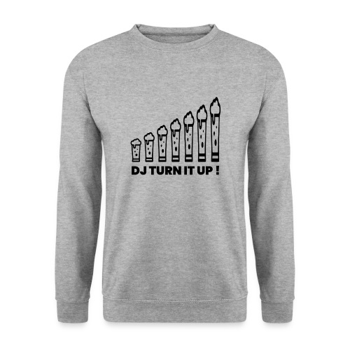 TURN UP - Sweat-shirt Homme