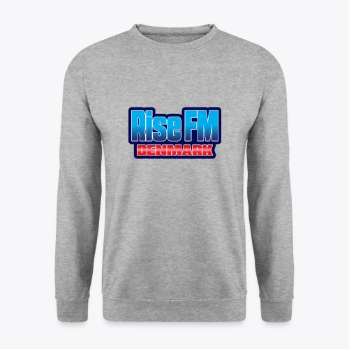 Rise FM Denmark Text Only Logo - Herre sweater