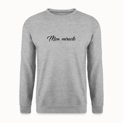 Mon miracle - Mannen sweater