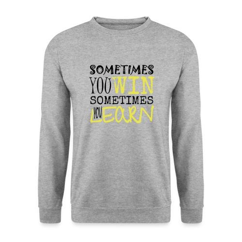 SOMETIMES - Männer Pullover