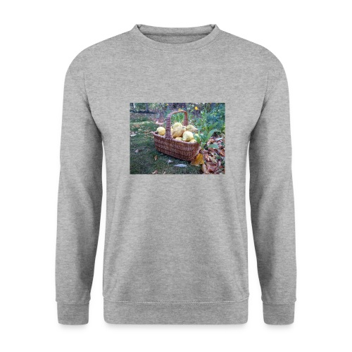 Quitten-Korb - Männer Pullover