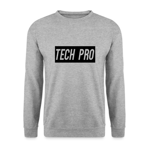 Tech Pro Official Logo - Men's Sweatshirt
