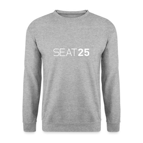Seat25 Logo Light - Men's Sweatshirt