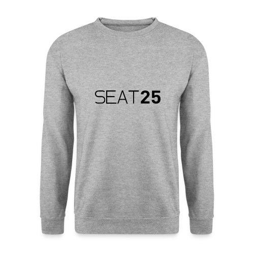 Seat25 Logo Dark - Men's Sweatshirt