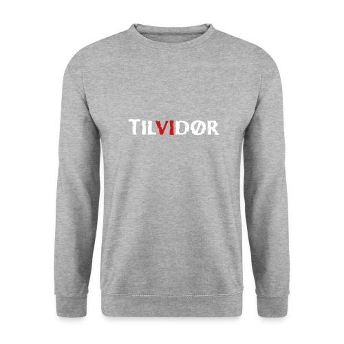 TILVIDØR LOGO - Herre sweater