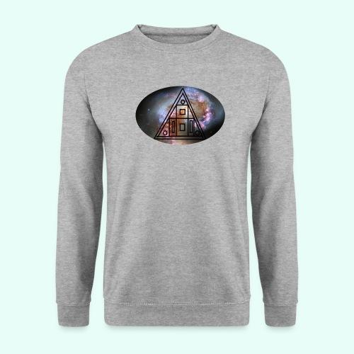 Galaxy - Männer Pullover