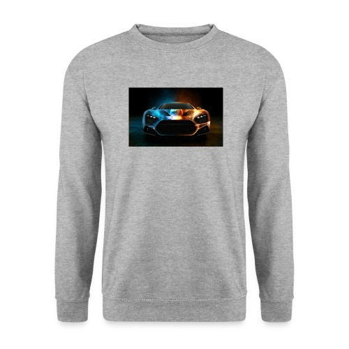 car - Men's Sweatshirt