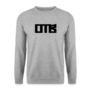 OTB Logo Black - Men's Sweatshirt
