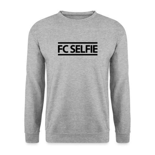 FCSELFIE Logo-Print - Männer Pullover