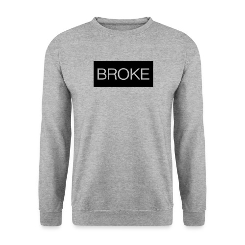 BrokeBrand - Mannen sweater