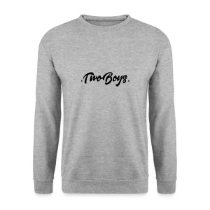 Two Boys simple - Sweat-shirt Homme