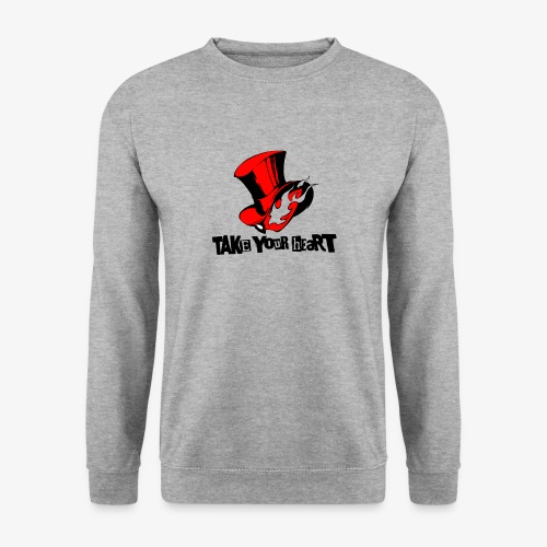 take your heart - Männer Pullover
