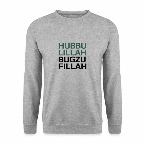 HUBBU - Herre sweater