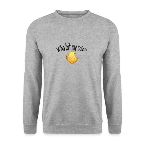 Bitcoin bite - Mannen sweater