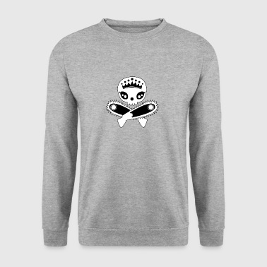 Princesse Skull - Sweat-shirt Homme