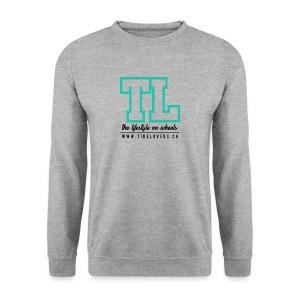 Tirelovers TL in Black - Männer Pullover