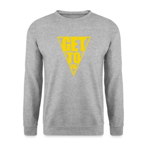 GET TO THE POINT - Men's Sweatshirt