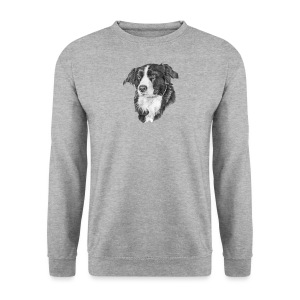 border collie S - Herre sweater