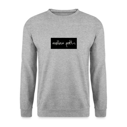 MELLOW PATH LOGO - Men's Sweatshirt