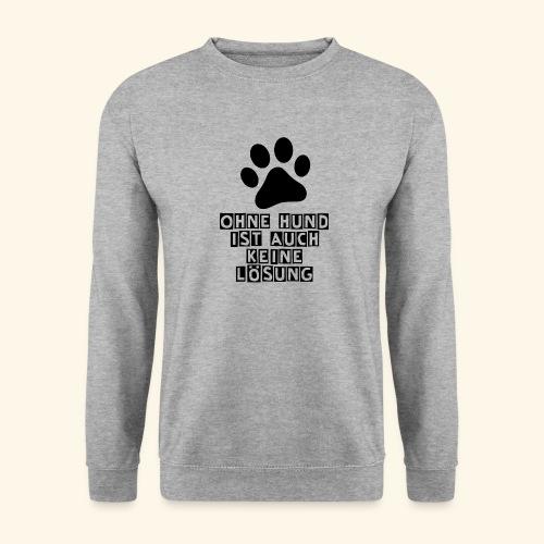 Accessoires für Hundefreunde - Männer Pullover