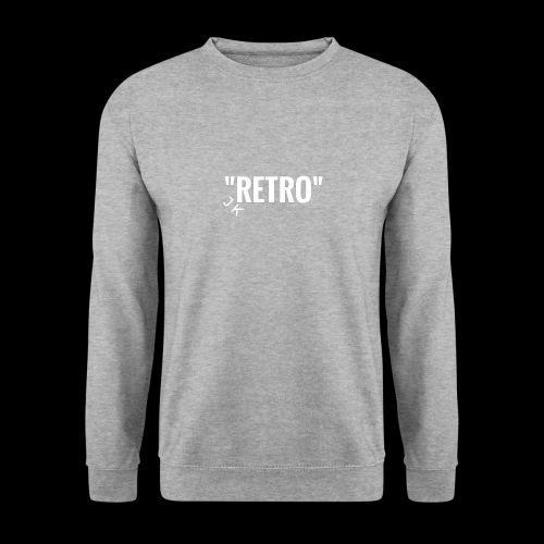 retro - Men's Sweatshirt