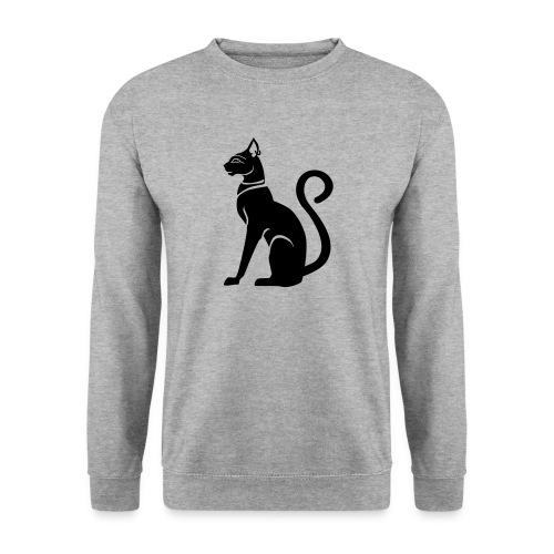 Bastet - Katzengöttin im alten Ägypten - Männer Pullover