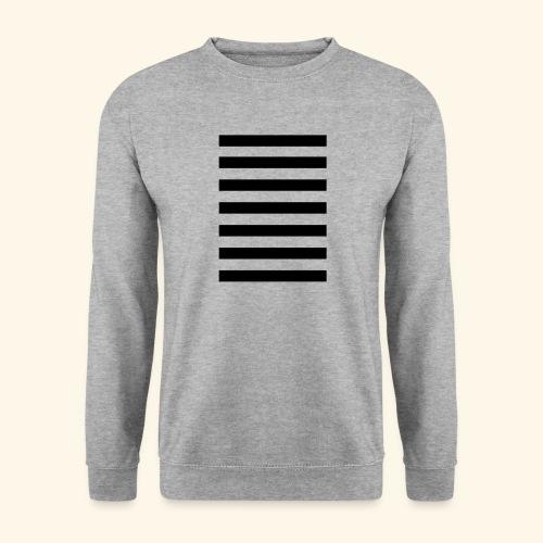 White Lands Streifen Muster - Männer Pullover