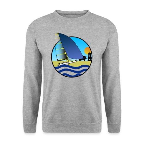 49er sailing Tokio BIG - Männer Pullover