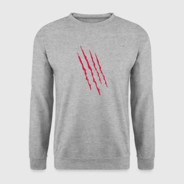 2541614 14872041 scratch - Men's Sweatshirt