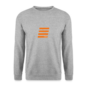 Orange Bars - Männer Pullover
