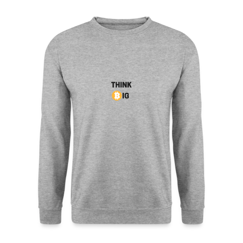 Think Big - Männer Pullover