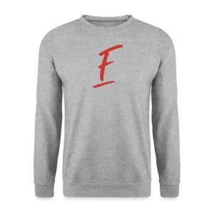 Radio Fugue F Rouge - Sweat-shirt Homme