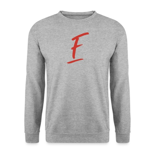 Radio Fugue F Rouge - Sweat-shirt Homme