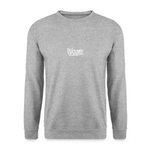 Wayne - New Era Quote Style - Männer Pullover