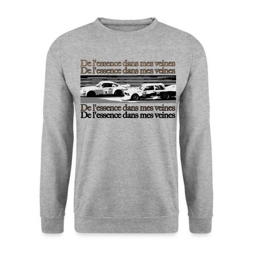 DLEDMV - Vintagerace#1 - Sweat-shirt Unisexe