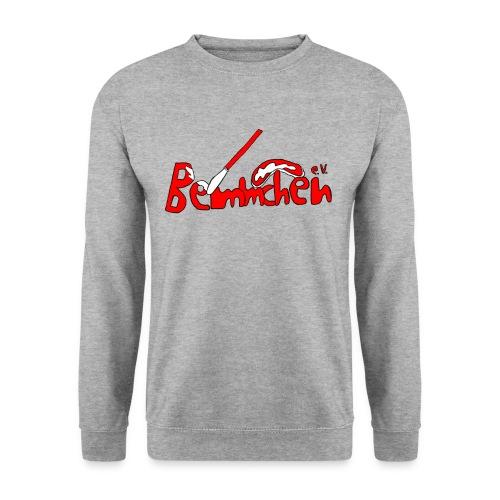 Bemmchen Logo rot - Männer Pullover
