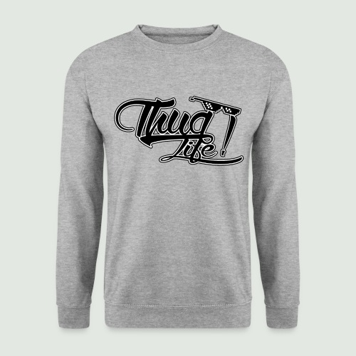 thuglifeglasses - Sweat-shirt Homme