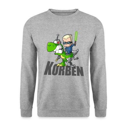 korben 1 DD - Sweat-shirt Unisexe