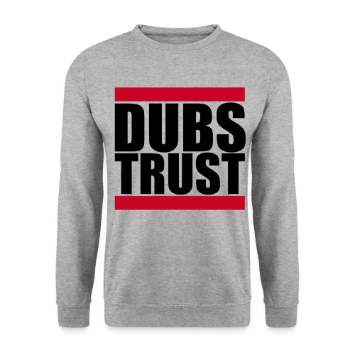 dubstrust run dmc - Men's Sweatshirt