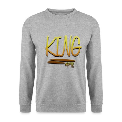 King Motiv - Männer Pullover