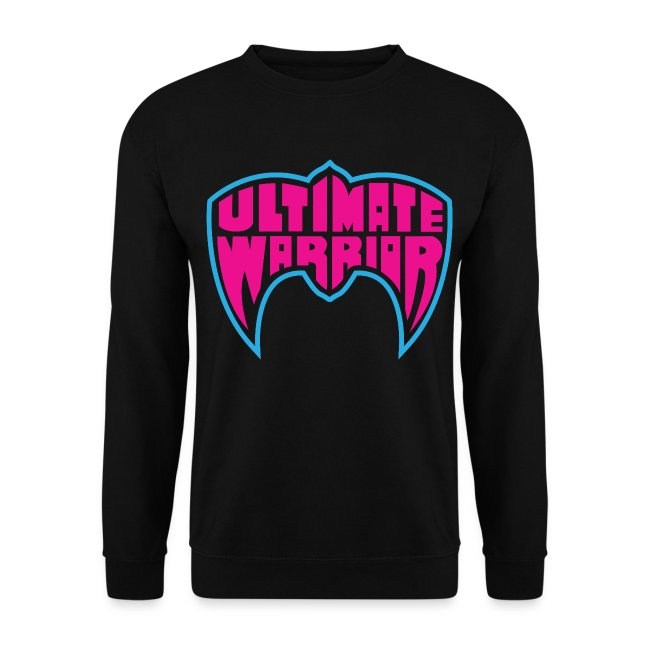 ultimate pink logo sweatshirt 4