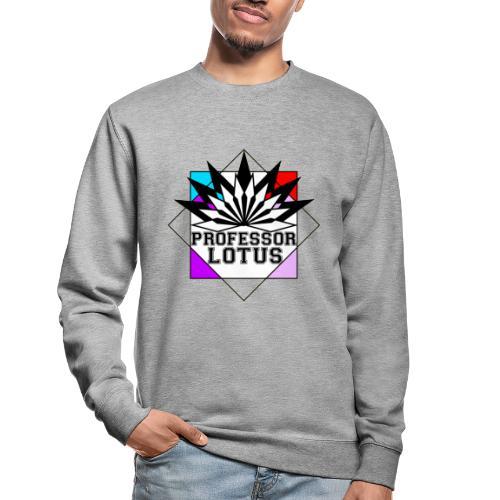 Professor Lotus - larger - Unisex Sweatshirt