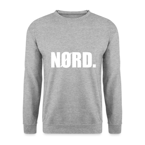 nørd - Mannen sweater
