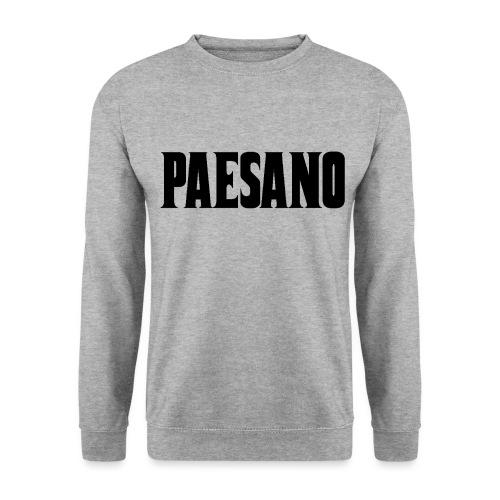 paesano2 png - Sweat-shirt Unisex