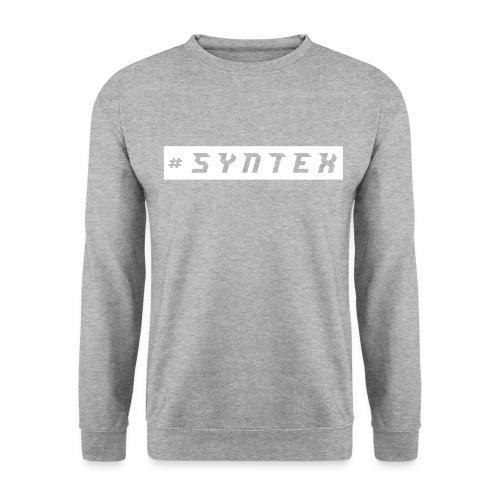 SYNTEX Logo png - Unisex Pullover