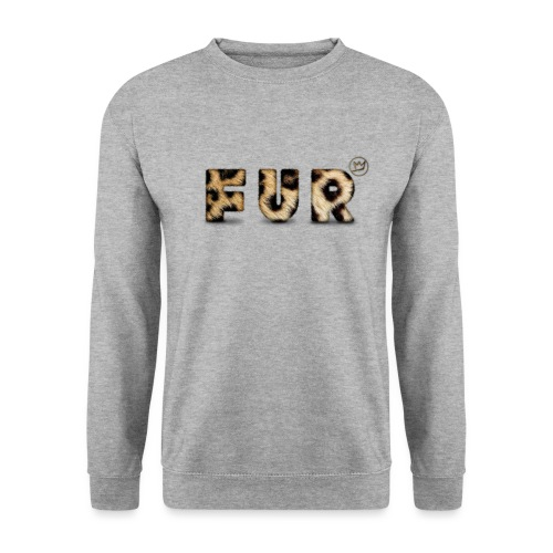 Fur HN png - Sweat-shirt Unisexe