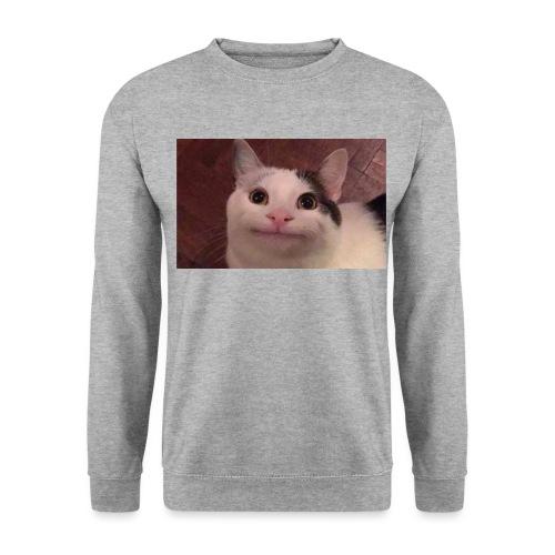 Polite cat - Unisex Sweatshirt