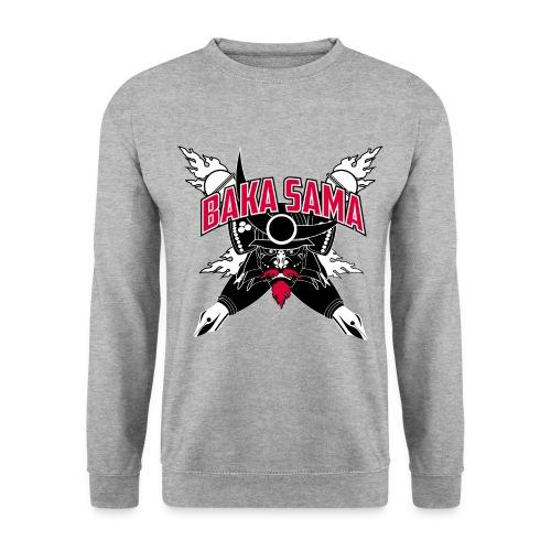 baksama samurai - Men's Sweatshirt
